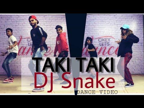 DJ Snake - Taki Taki ft. Selena Gomez, Ozuna, Cardi B Dance | Amit Sharma