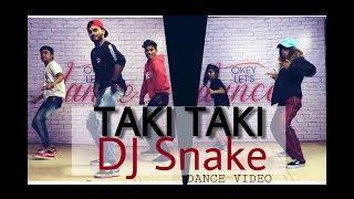 Dj Snake - Taki Taki Ft. Selena Gomez, Ozuna, Cardi B Dance  Amit Sharma