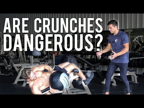 FOOTNOTE † : Are Crunches Dangerous?