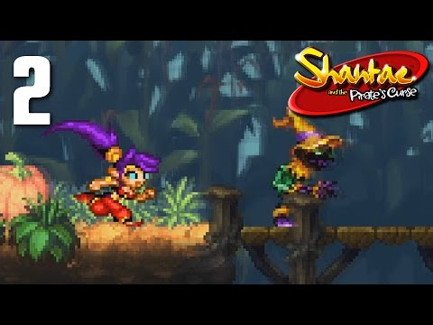Shantae and the Pirate's Curse [2] Risky Dealings