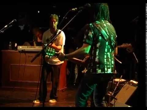 Calvin Russell full DVD Live at Contrabendo 2007 PARIS