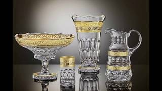 The Finest Bohemia Crystal Glasses