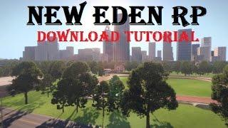 New Eden RP - Mod Download Tutorial