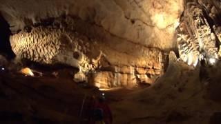 Le tube de l'été ! Grotte de Saint Marcel d'Ardèche, grotte de la Cocalière