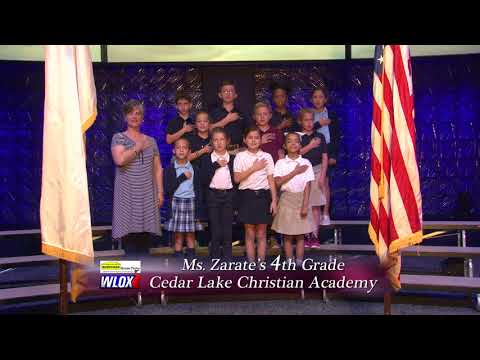 Cedar Lake Christian Academy - Ms. Zarate's Class