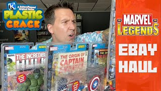 Plastic Crack Ep. 1: Paul's MARVEL LEGENDS eBay Haul!