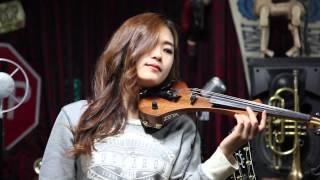 비내리는 고모령 - Electronic violinist Jo a Ram