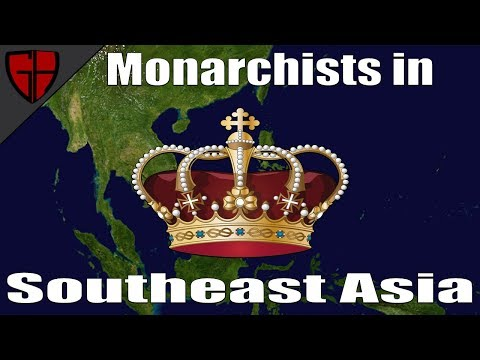 Monarchists in Southeast Asia