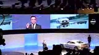 Tokyo Motorshow 2007 Nissan GT-R Revealed on GTChannel.com