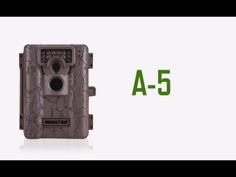 Moultrie A-5 Low Glow Game Camera
