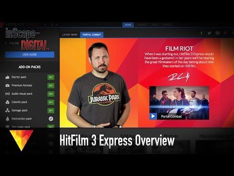 HitFilm 3 Express: Features & Pricing