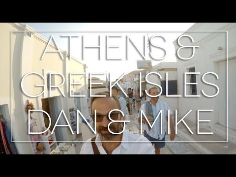 May in the Greek Isles & Athens with Detours Travel