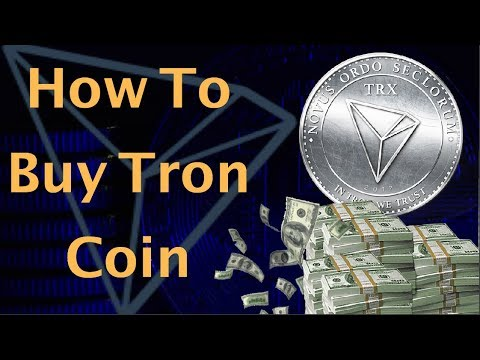 how to buy trx coin canada
