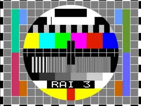 RAI TV - Monoscopio 14