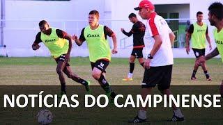 Notícias do Campinense | Rádio Cariri | 25/05/17