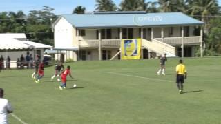 2015 OFC U17 CHAMPIONSHIP | MD1 | Cook Islands v Papua New Guinea Highlights