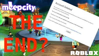 MeepCity Petition - Could MeepCity be gone and deleted/removed from Roblox? #SHUTDOWNMEEPCITY