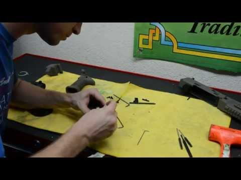 CZ Scorpion Evo 3 S1 detailed Re-assembly steps