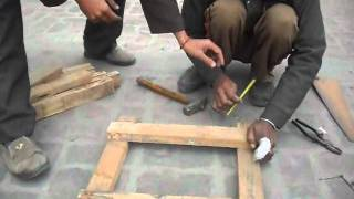 How To Make Wooden Table