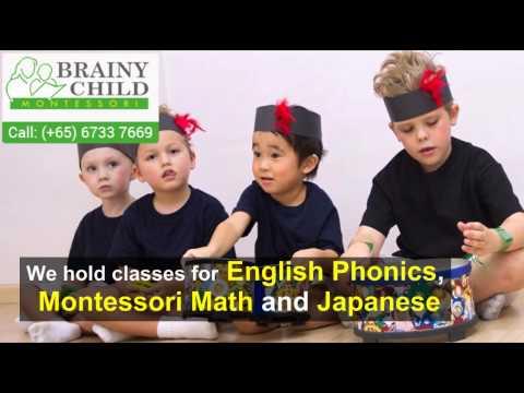 Brainychildmontessori sg Providing Phonics Program In Singapore At Affordable Prices