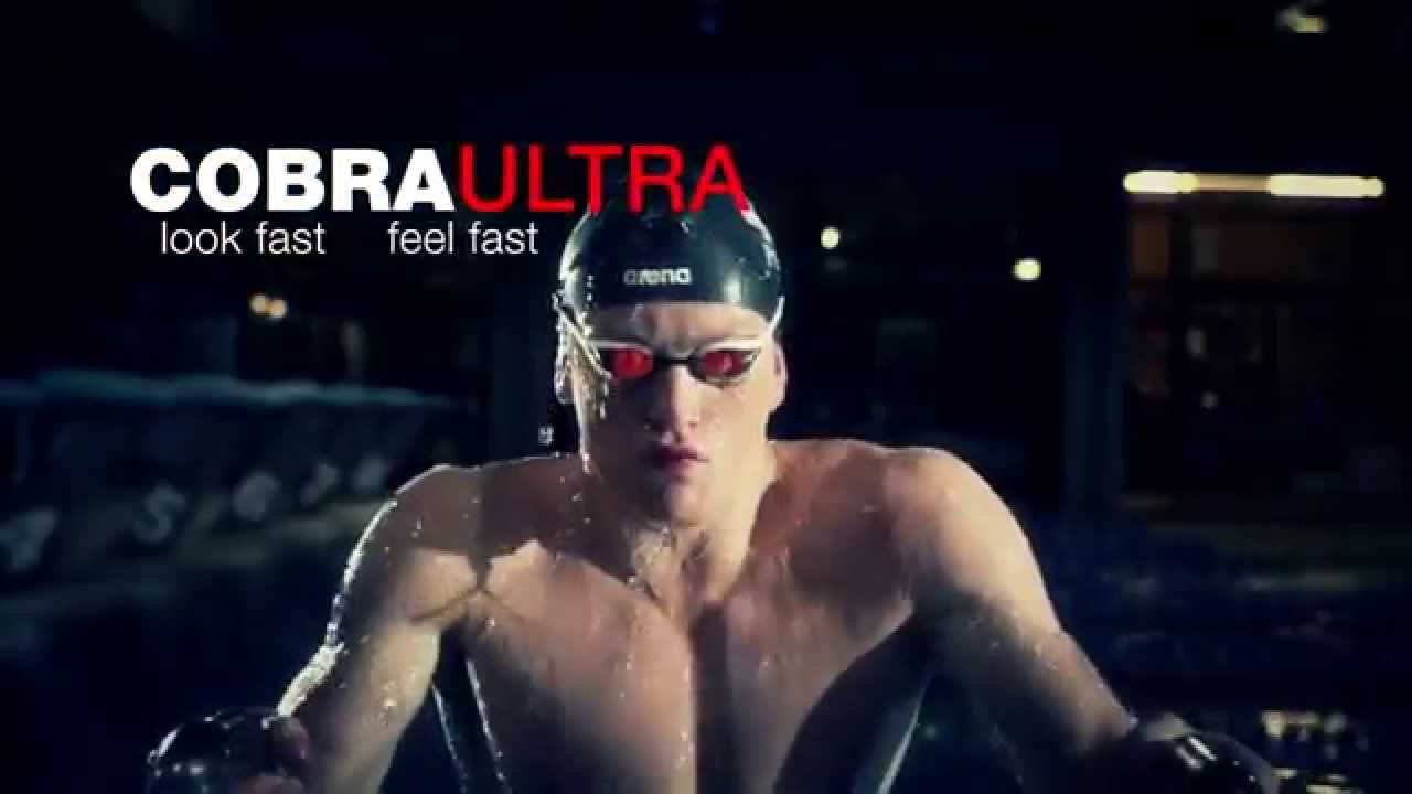 79defc9c0a Arena Cobra Ultra Racing Goggles - YouTube