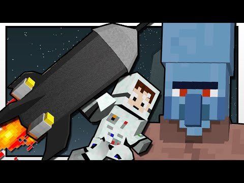 Minecraft | THE SPACE MISSION | Custom Mod Adventure