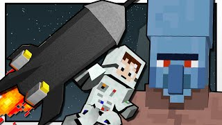 minecraft the space mission custom mod adventure