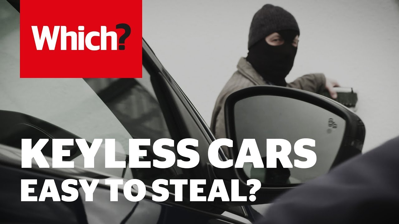 How easy is it to steal your car? – Which? News