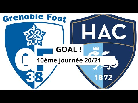 Grenoble Le Havre Goals And Highlights