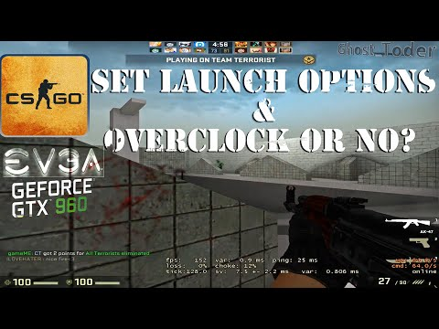 Best and fastest launch options for csgo