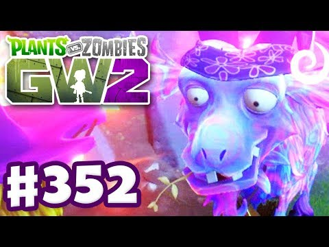 Psychedelic Goat! - Plants vs. Zombies: Garden Warfare 2 - Gameplay Part 352 (PC)