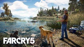 Far Cry 5 – Gamescom 2017 геймплейный трейлер (PS4) [RU]