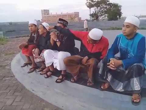 lugah arobiyyah minal tullab mahad aly as'adiyah sengkang  pada perkampungan bahasa arab di Atakkae