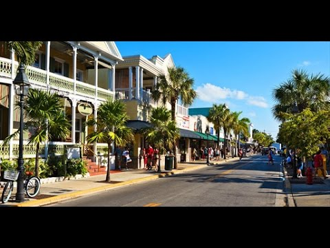 DJI OSMO RIDES THROUGH KEY WEST FLORIDA WITH NARRATION