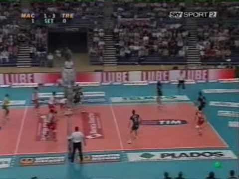 2006 Findomestic Volley Cup A1 of Italia     Sicily VS Roma   1