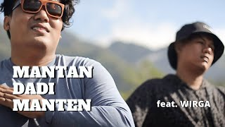 MERGO ENAK Feat. Wirga Andri - Mantan Dadi Manten (Acoustic Version)