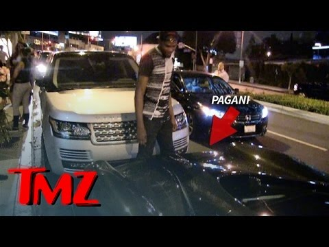 Kevin Durant -- I CAN'T AFFORD $1.4 MIL SUPERCAR ... But Guess Who Can ... | TMZ