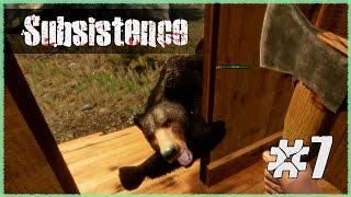Subsistence 7 Нечестный бой с медведями