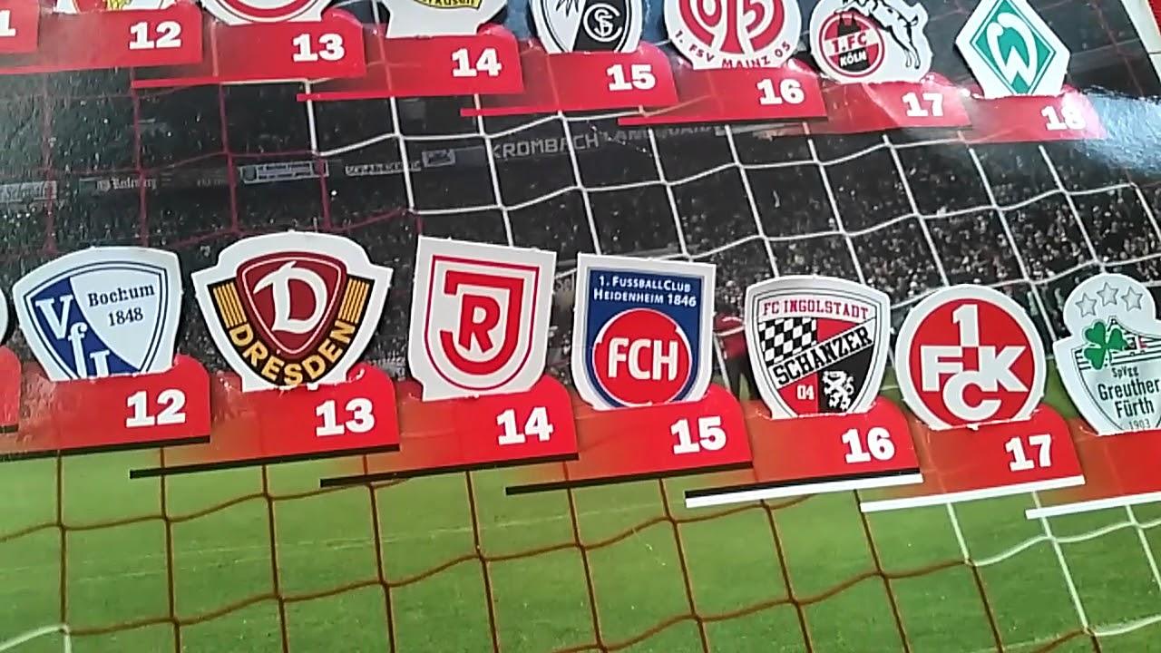 6 Bundesliga Tabelle