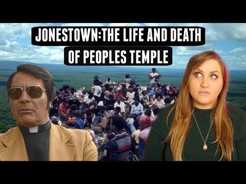 Jim Jones and The Jonestown Massacre