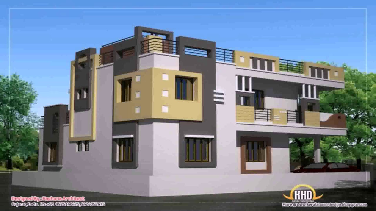 Modern House Plans Dwg Download