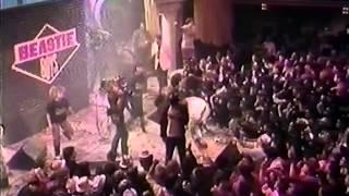 Beastie Boys(with Ian Astbury-The Cult) No Sleep Till Brooklyn 1987