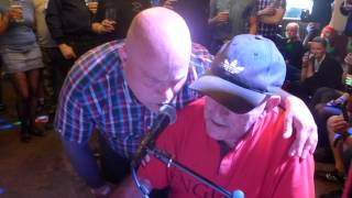 Frankie Flame & Bill live at The Fiddlers Elbow London UK