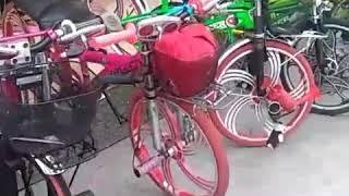 Jenis basikal lajak dn jempol