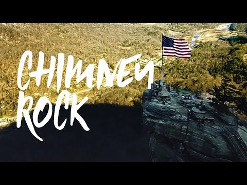 LOST IN THE MOUNTAINS - Hiking Chimney Rock, NC