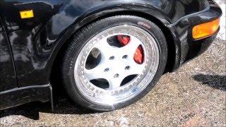 rpm detailing Porsche 911 turbo