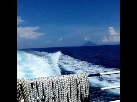 Manado Tua Island