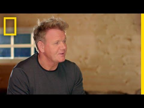 Gordon Tries Fermented Fish | Gordon Ramsay: Uncharted