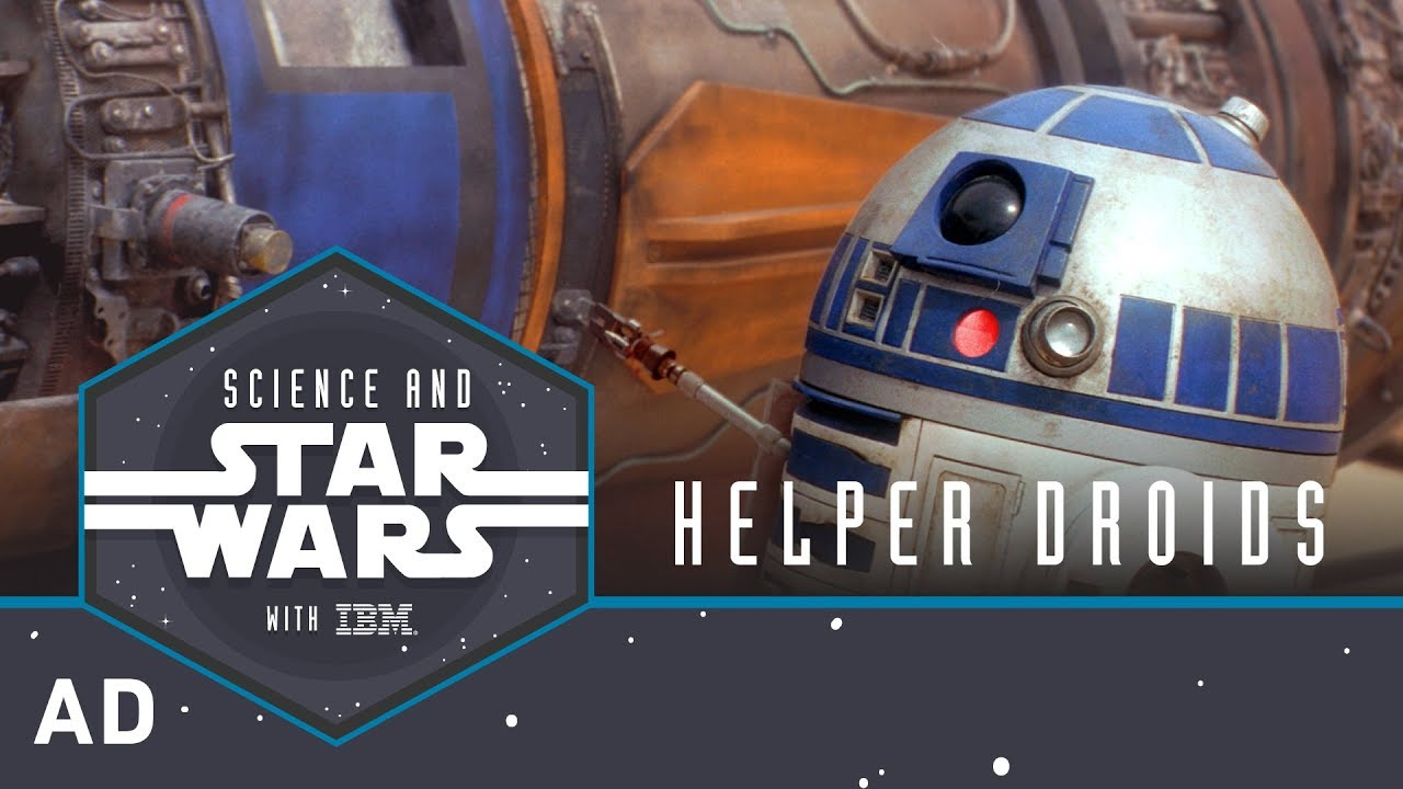 Helper Droids | Science and Star Wars - Local Motors 2017-10-10 15:01