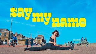 [KPOP IN PUBLIC] HYOLYN(효린) - SAY MY NAME Dance Cover by Stefani Chertsova
